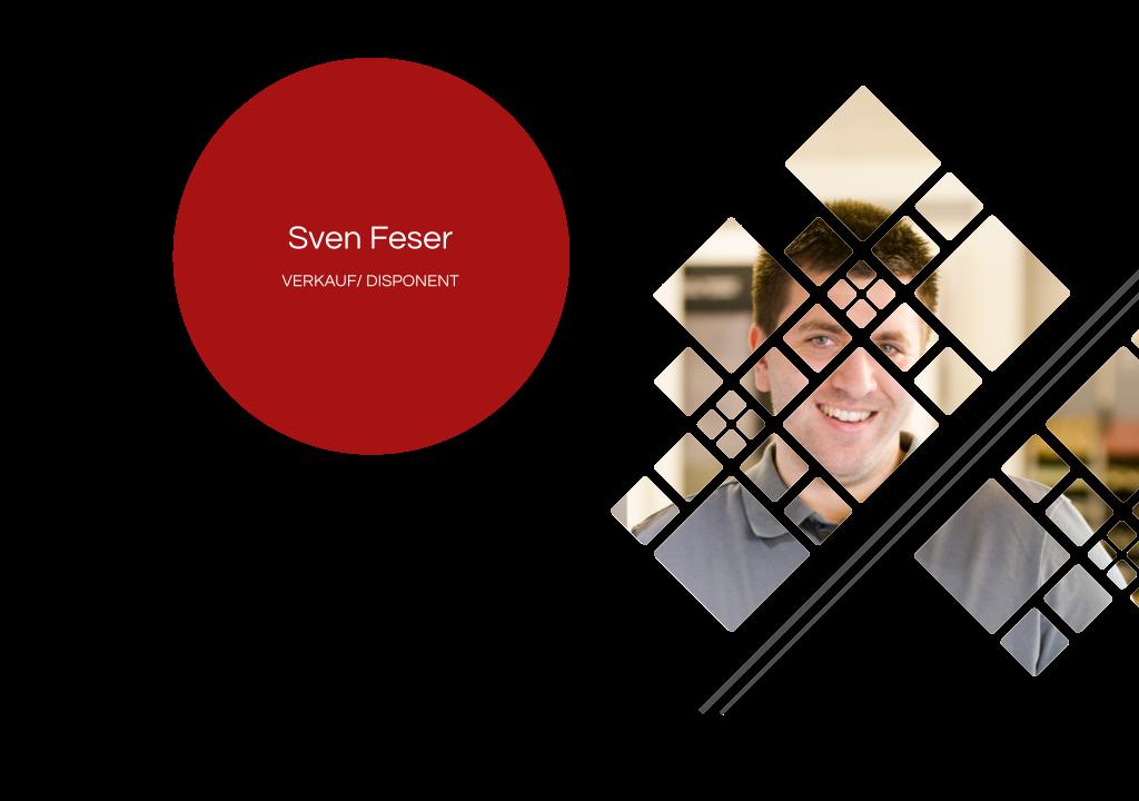 Sven Feser – Verkauf/Disponent