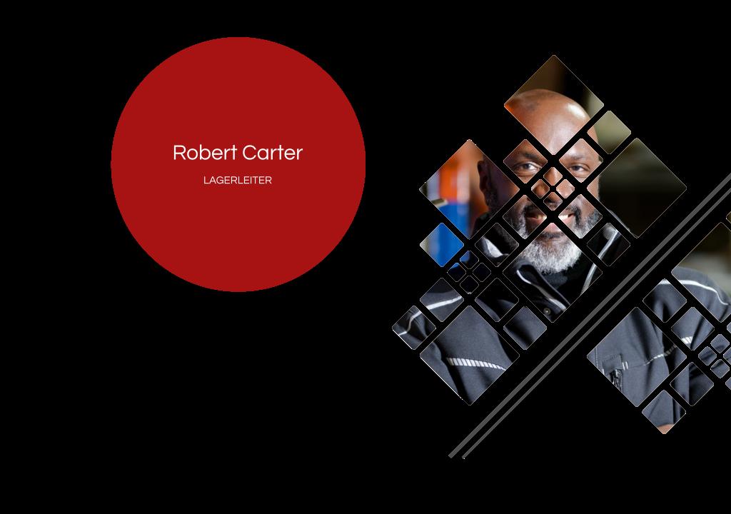 Robert Carter – Lagerleiter