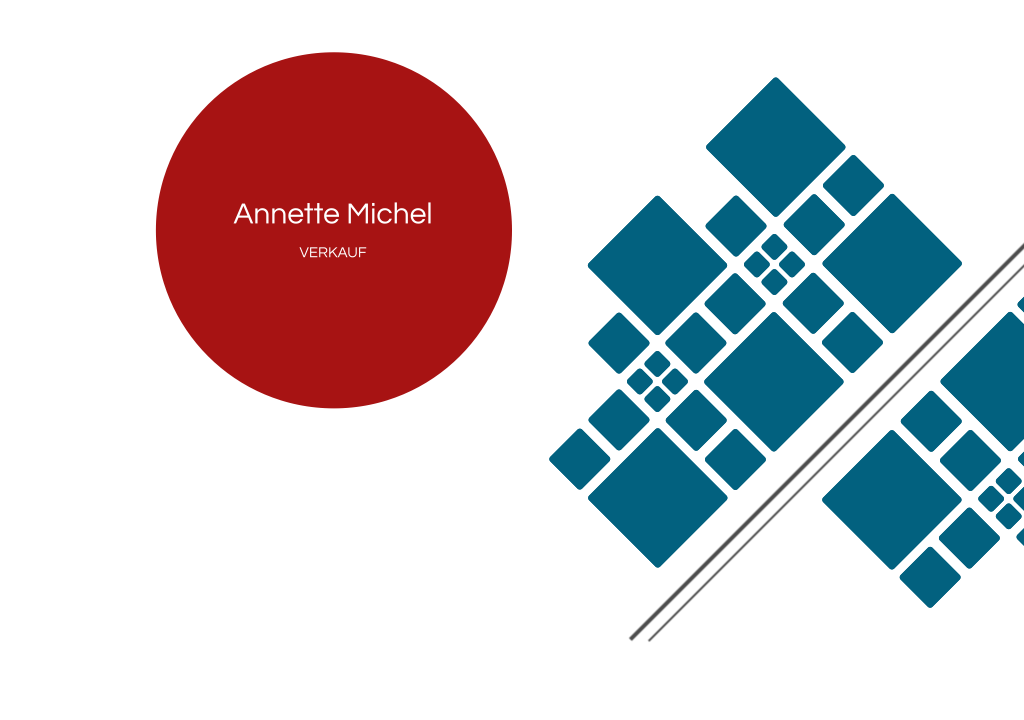 Annette Michel – Verkauf