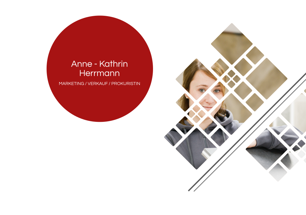 Anne Herrmann – Marketing/Verkauf/Prokuristin