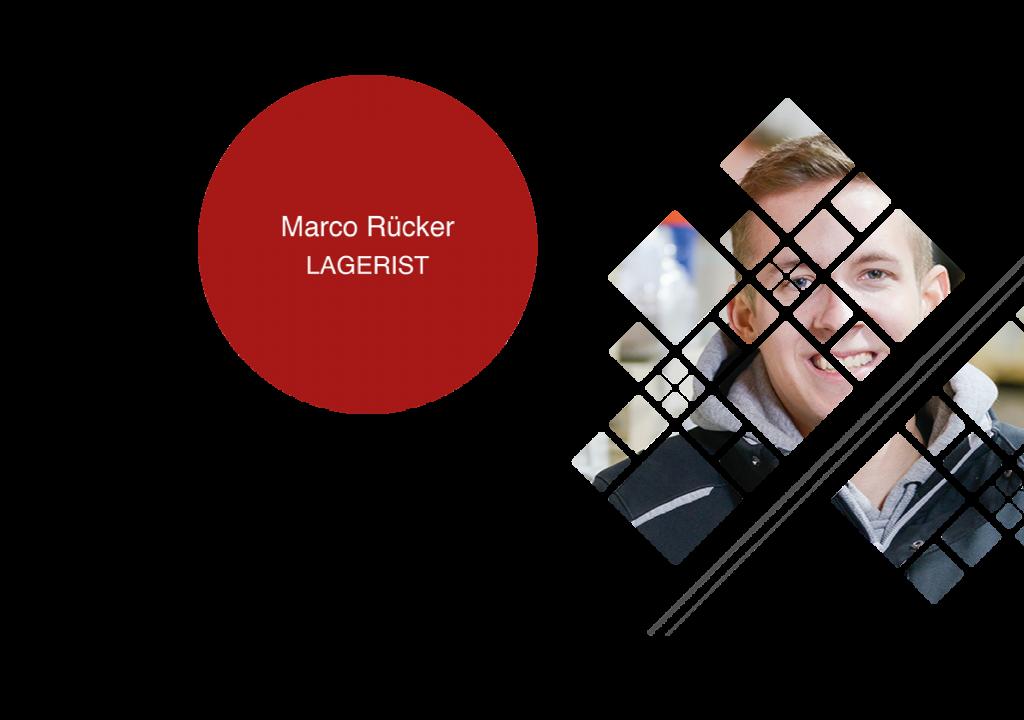 Marco Rücker – Lagerist